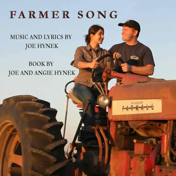 Farmer Song the Musical Cover